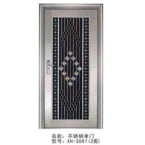 不锈钢门窗图片